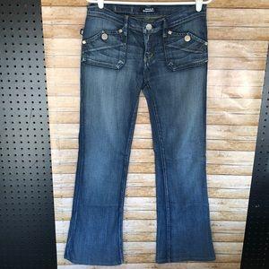 Rock & Republic Women's jeans SCORPION boot cut